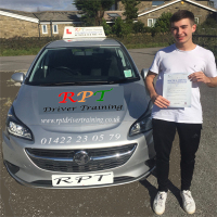 Nathaniel Wood passing in Halifax