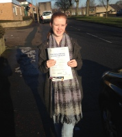 Abigail Tidswell passing in Halifax