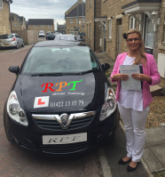 Kirsty Mullholland passing in Halifax