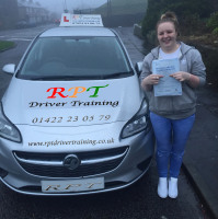 Beth Beeby passed in Halifax