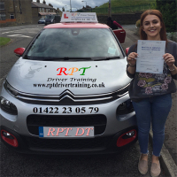 RPT-Driver-Training-Driving-Lessons-Halifax-Riah-Hesseldene-Review