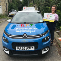 RPT-Driver-Training-Driving-Lessons-Halifax-Fiona Leung-Passing-In-Halifax.