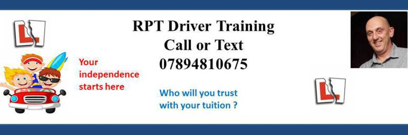 Information on the driving test